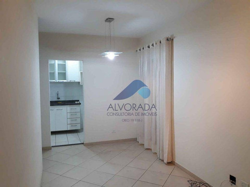Imagem 1 de 20 de Apartamento Com 2 Dormitórios À Venda, 54 M² Por R$ 290.000,00 - Urbanova - São José Dos Campos/sp - Ap7707
