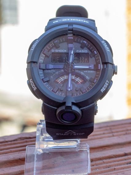 Relógio G-shock A-500 Preto Resistente