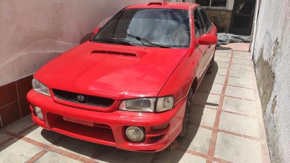 Subaru Impreza Version Rs