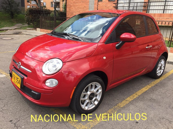 Fiat 500 Cool 1400cc Mt 2 Airbags Full Equipo
