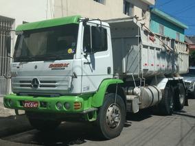 Mercedes 2423k - Caminhão Basculante 6x4 - Não É Worker Ford