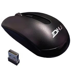 Mouse Sem Fio 1600dpi 2.4g Com Botão Dpi Dhj4000 Promoção