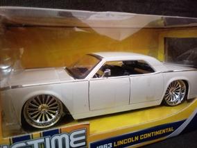 Miniatura Lincoln Continental 1963