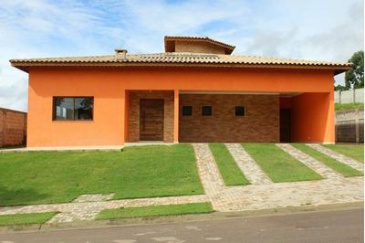 Excelente Casa No Condomínio Terras Da Alvorada Para Venda - Ca1460