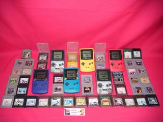 Consola Portatil Game Boy Color Con Un Juego A Escoger