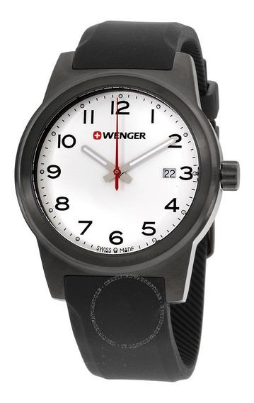 Promoção Relógio Wenger 01.0441.15ocb Novo Original Top