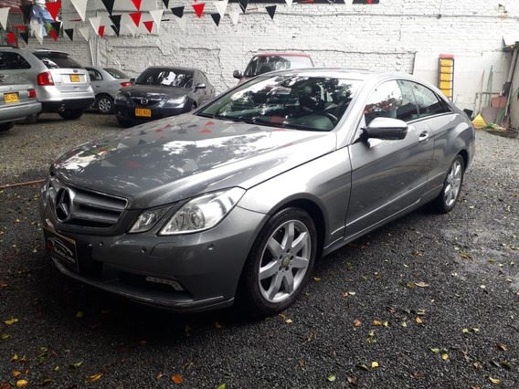 Mercedes Benz Clase E 250 2010, At, 1.8