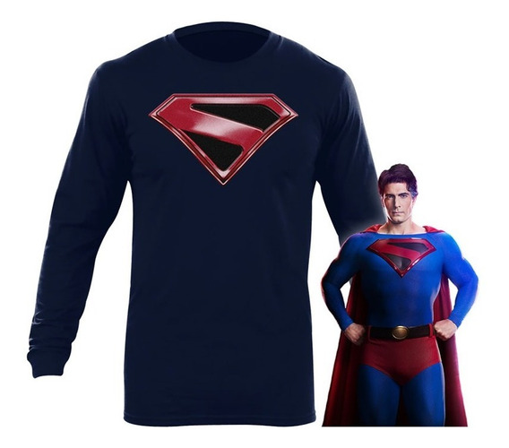 Playera Superman Crisis On Infinite Earths Arrowverse Series
