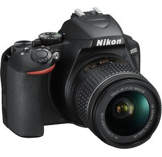 Nueva Camara Nikon D3500 Lente Zoom 18-55 Mm