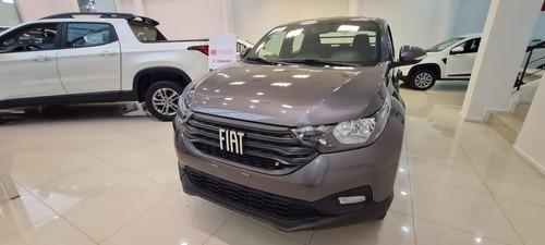 Fiat Strada Freedom Linea 2021 Unidad Fisica Entreda Ya G