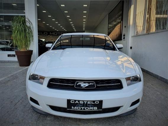 Ford Mustang 3.7 V6 Gasolina Automatico 2010/2011