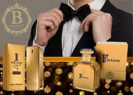 Perfumes Bortoletto 100ml 33% De Concentração