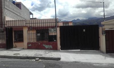 Arriendo Casa En El Sur De Quito Por Larga Temporada