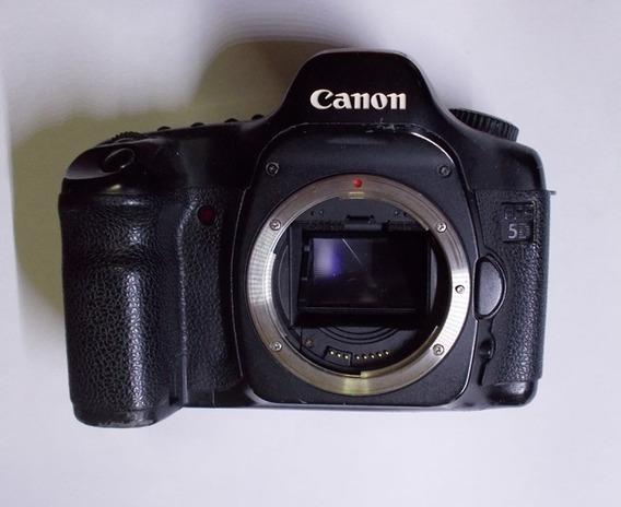 Canon Eos 5d Solo Cuerpo Para Reparar