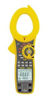 Alicate Wattimetro True Rms Trifasico Hikari Ha 4020 Full