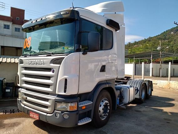 Scania G 420 Ano 2008 6x2