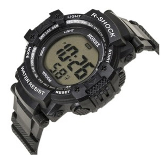 Relógio Masculino Esportivo Honhx Promoção Relâmpago!