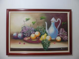 Cuadro En Lienzo Frutas