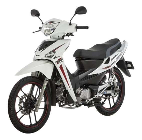 Motocicleta Akt Flex Evo125 Blanco Mate 2020 Medellin Bogota