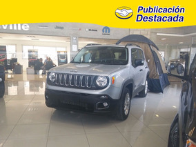 Jeep Renegade Sport My18 Nueva Linea 0 Km 1.8 Manual