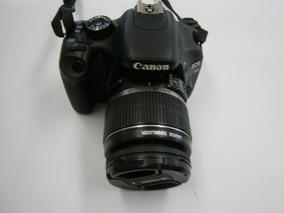Câmera Fotografica Canon T2i E Lente Canon 18-55 Mm