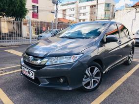 Honda City Lx Automático Flex 2016