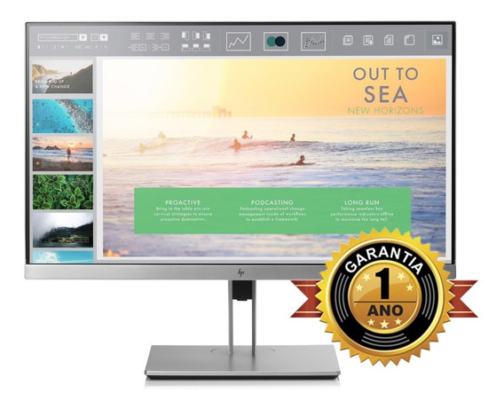 Monitor 23 Hp Elitedisplay E233 Muti Funções | Garantia 1 An