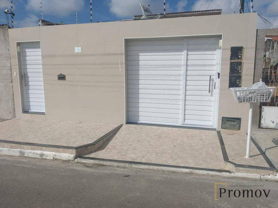 Vendo Duas Casas Em 1 No Bairro Industrial - Ca0593