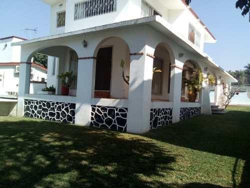 Casa En Oaxtepec, Excelente Clima