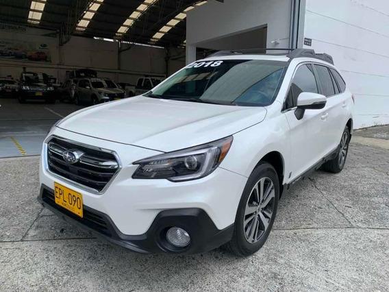 Subaru Outback 3.6 4x4 Eyesight Mod 2018