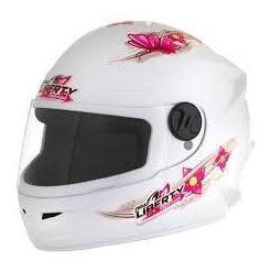 Capacete Infantil Liberty Girls