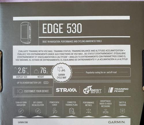 Garmin Edge 530 Gps Original Lacrado