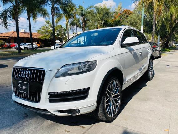 Audi Q7 Tdi 3.0 Quattro 2013