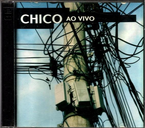Cd Chico Buarque Ao Vivo Duplo 1999