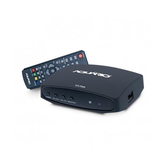 Conversor Gravador Digital Dtv7000s Usb/tv Aquario