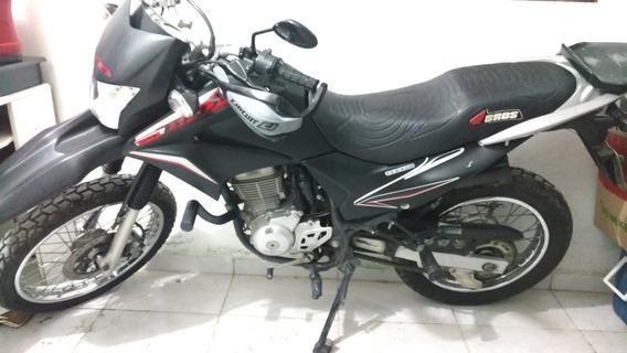 Honda Moto Broz 150 Esd