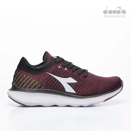 Zapatillas Diadora X-flow Para Dama Runnig Gym