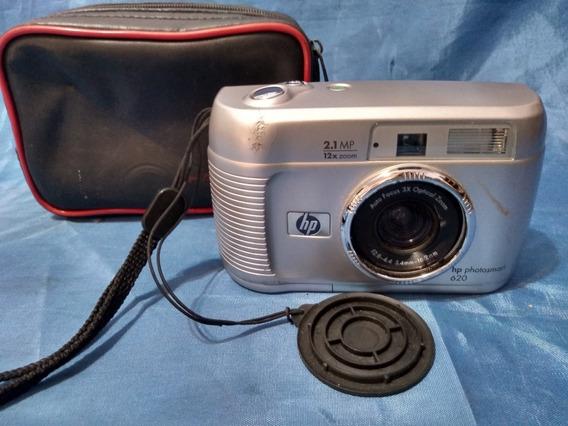 Camara Hp Photosmart 620 (microcentro)
