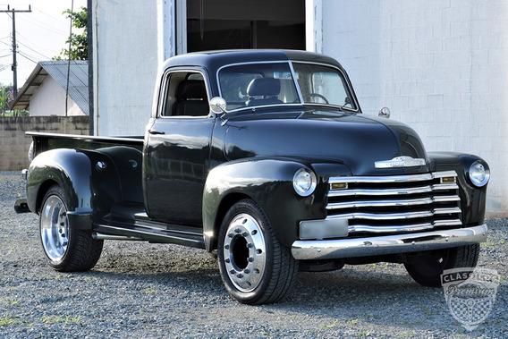Chevrolet/gm 3100 Pick Up Boca De Sapo V8 1951 51 - Verde