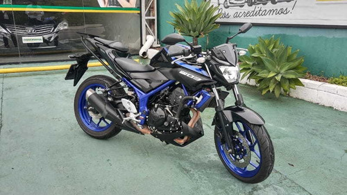 Yamaha Mt03 Abs