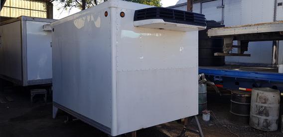 Caja Refrigerada Seminueva Para Nissan Np300 Modelo 2020