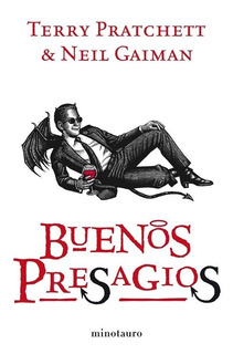 Buenos Presagios - Terry Pratchett Y Neil Gaiman (paperba...