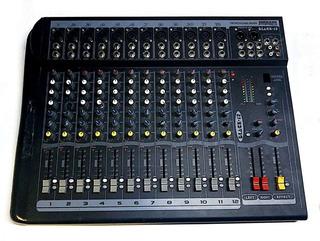 Consola Mixer American Pro Black 12 No Funciona Rep Todelec