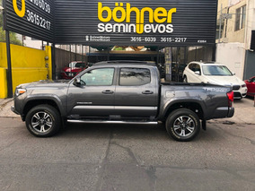 Toyota Tacoma 3.5 Trd Sport 4x4 At Año 2016