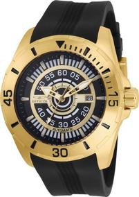 Relógio Invicta 25771 Novo Original Automático Na Caixa 48mm