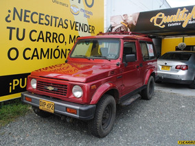 Chevrolet Samurai Inyeccion Mt 1300cc