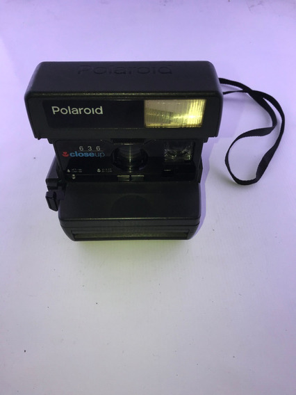 Camera Instantânea Polaroid Closeup 636