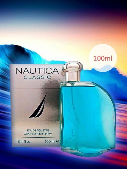 Perfume Nautica Classic Original Importado De Usa
