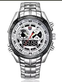Relógio Masculino Tvz Barato Frete Grátis Pronta Entrega