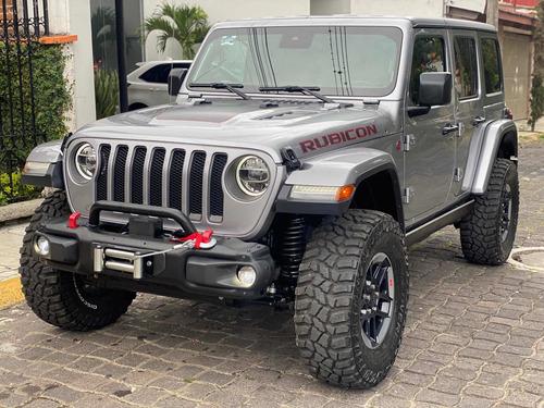 Imagen 1 de 15 de Jeep Wrangler 2019 Unlimited Rubicon 4x4 At